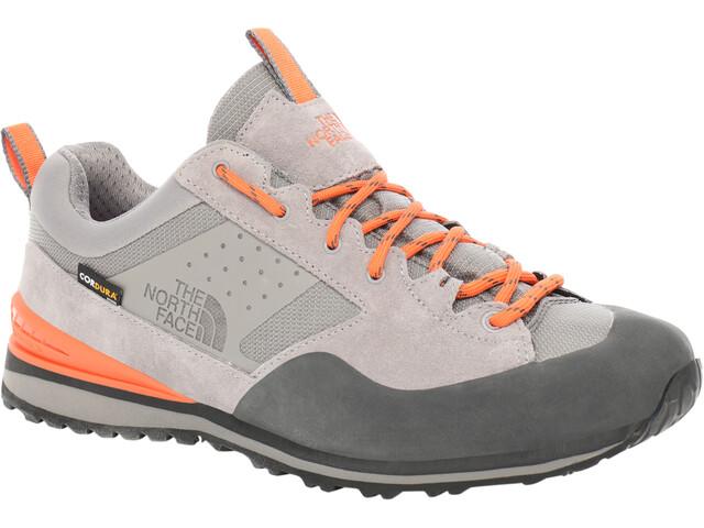 The North Face Verto Plasma III Shoes Men q-silver grey/dark shadow grey